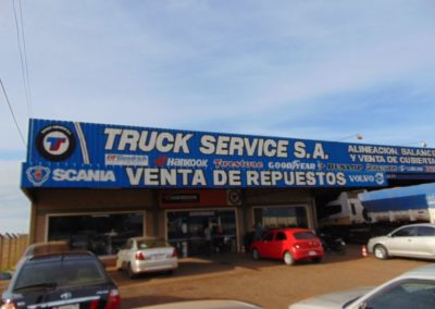 Foto Frontal Truck Sevice